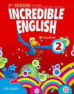 Incredible English 2ed. 2 Class Book